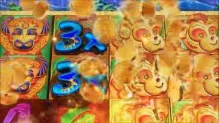 ★ BIG WIN$☆KURI's BIG WIN$ PARADISE 13★5 of Slot machine Bonus Games☆彡You must see it (^_-)-☆