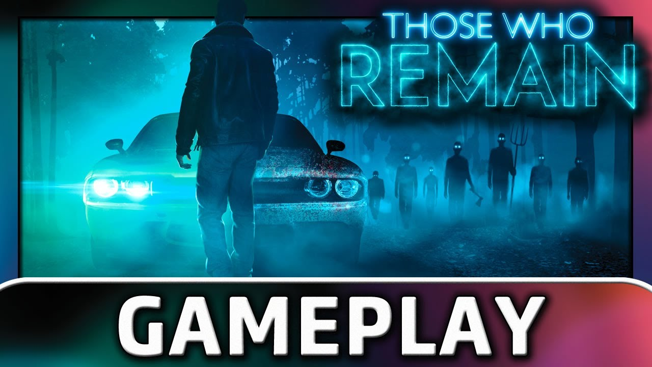 Those Who Remain | 10 Minutes of Gameplay