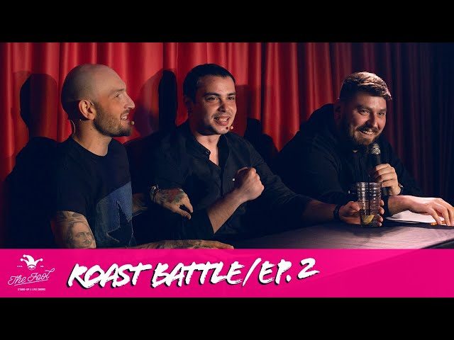 The Fool - Roast Battle - ep. 2