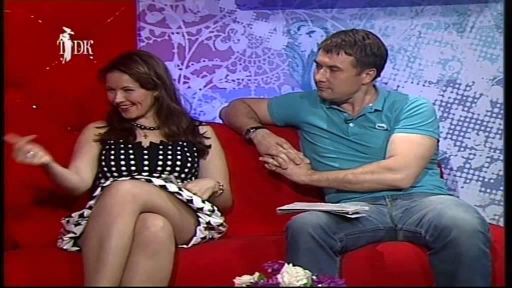 Ведущая передачи сексуальная революция на тдк