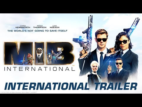 MEN IN BLACK: INTERNATIONAL – Official International Trailer #2