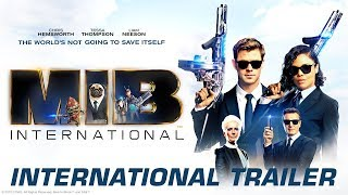 MEN IN BLACK: INTERNATIONAL - Official International Trailer #2