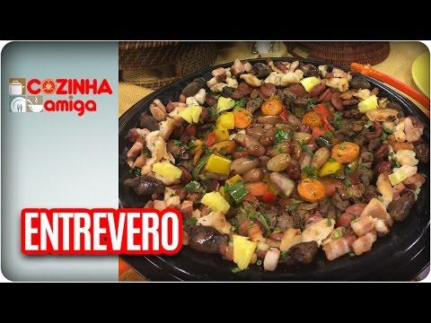 Entrevero - Chef Patrícia Gonçalves | Cozinha Amiga (17/05/17)
