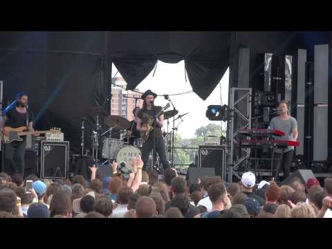 James Bay - Get Out While You Can - Live at Mo' Pop Music Festival in Detroit, MI on 7-25-15