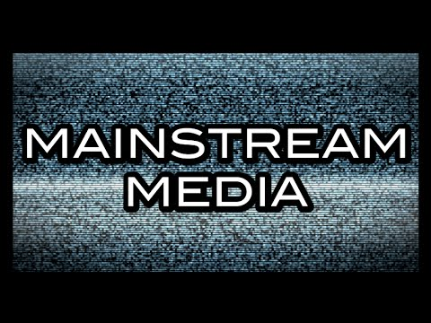 Image result for mainstream media