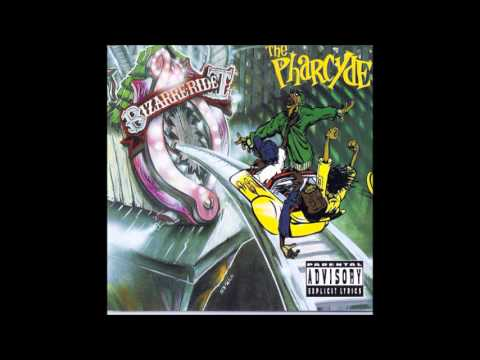 The Pharcyde  Bizarre Ride II The Pharcyde 1992 Full Album