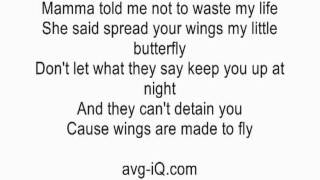 Wings by Little Mix acoustic guitar instrumental cover with lyrics Mp3