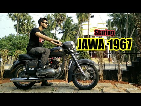 JAWA-1967 | Motorcycle Diaries | Pondicherry | Triumph-Test Ride