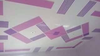 Latest Plus Minus P O P Design For Bedroom Rk P O P Contactor Youtube