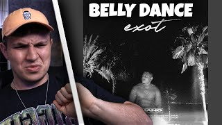 """💯HIT NACH HIT!!!...Reaktion : Luciano - """"Belly Dance"""" (prod. Johnny Good)   PtrckTV"""