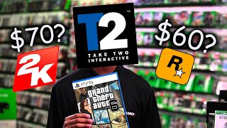 TAKE-TWO CLARIFIES $70 NEXT GEN GAME PRICE,  ROCKSTEADY'S NEXT GAME REVEALED, & MORE