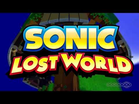 Sonic Lost World - Windy Hill REMIX (Tomoya Ohtani feat. Tomoya Ohtani)