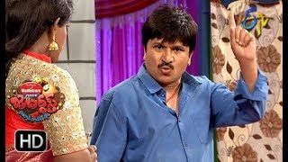 Rocket Raghava Performance   Jabardasth    26th April 2018   ETV  Telugu