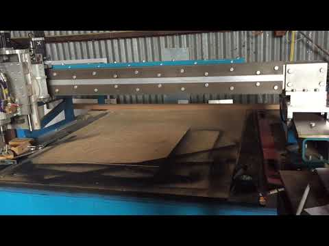 DIY CNC - Machine warmup cycle - UCCNC