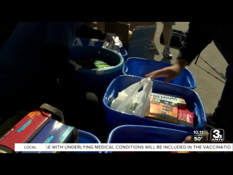 Raising awareness about food insecurity in Omaha