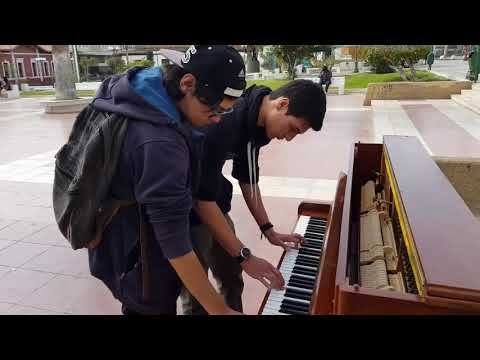 Play Me, I'm Yours | Street Pianos