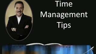 Time Management Tips | Frank Furness | Social Media Presenter
