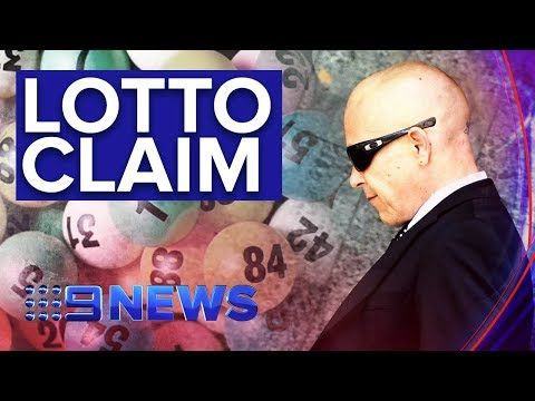 Man Suing NSW Lotteries, Says He's Rightful Winner Of $3m | Nine News Australia