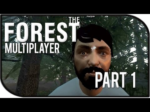 The Forest Multiplayer Gameplay Part 1 – MULTIPLAYER / COOP UPDATE! (0.09)