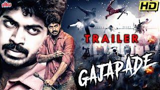 GAJAPADE Official Trailer (2021)   New Released Hindi Dubbed Movie   Antamma Harsha   Arun Hariharan
