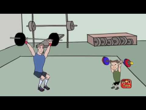 Best Kid-size Exercise Equipment | WOD Toys