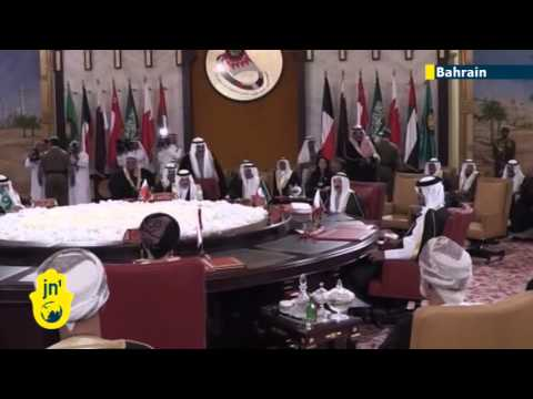 Arab leaders arrive in Manama for two-day summit