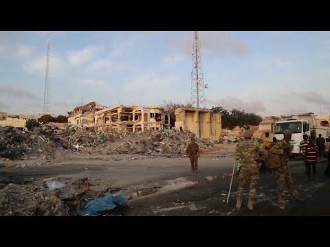 Hundreds Dead in Attack in Somalia's Capital