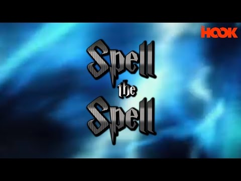 The Cast of Fantastic Beasts Play 'Spell The Spell'