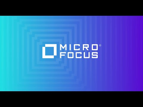 Proud To Be Micro Focus
