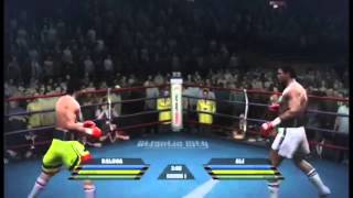 The History Of EA SPORTS FIGHT NIGHT 2004-2011