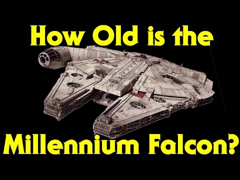 How Old is the Millennium Falcon? History & Retrospective