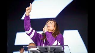 As suas conquistas estão em um plano divino l Bispa Sonia Hernandes #IgrejaRenascer
