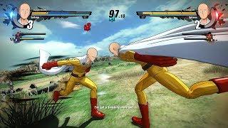 Saitama Vs Saitama Online Gameplay! One Punch Man: A Hero Nobody Knows