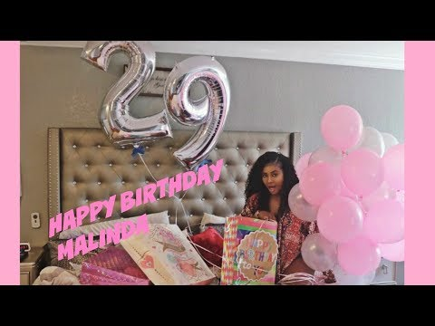 Season 3 Ep. 1 Happy Birthday Malinda- family vlog