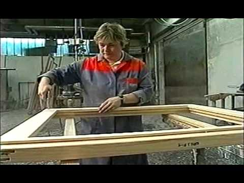 видео: Производство окон jelovica (старый япония)
