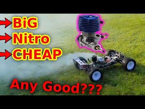 **RAGE ALERT** New Nitro RC Car 1st Run