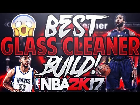 how to get all glass cleaner badges 2k17