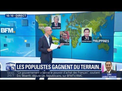 Qui sont les populistes au pouvoir en Europe et dans le monde?