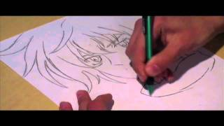 How To Draw Setsuna F Seiei   Gundam 00