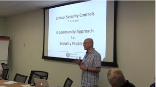 Critical Security Controls: A Community Approach to Security Problems