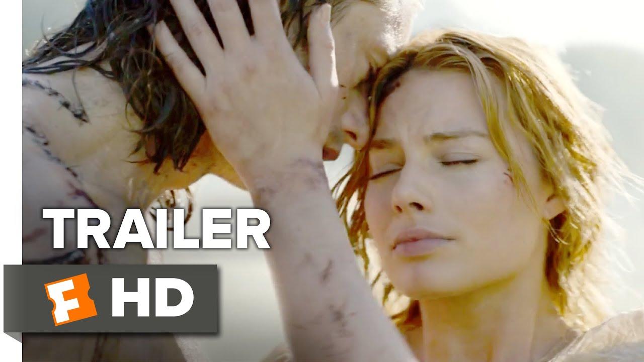 The Legend of Tarzan Official 'Conquer' Trailer (2016) - Margot Robbie, Alexander Skarsgår