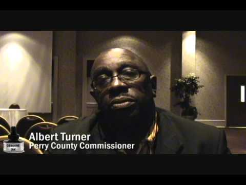 Albert Turner on Environmental and Development Challenges