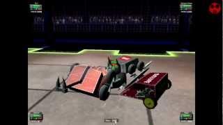 Robot Arena 2 Gameplay |HD|