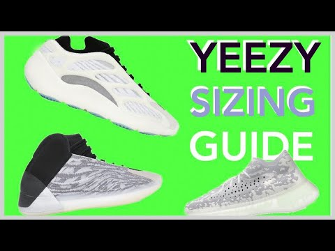 yeezy 700 size guide