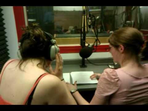 Recording Foreverendia for Harvard Radio Broadcasting
