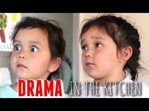 DRAMA in the Kitchen 🤦🏻♀️- itsjudyslife