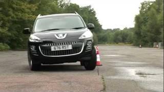Peugeot 4007 review - What Car?
