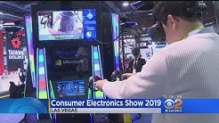 Virtual Reality Hits Stride At CES In Las Vegas