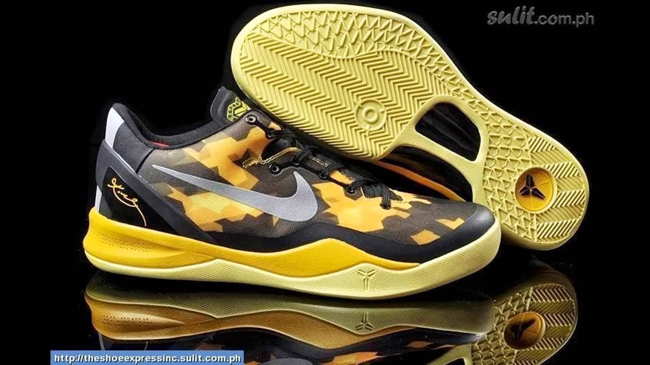 My top 10 kobe 8 system colorways - YouTube