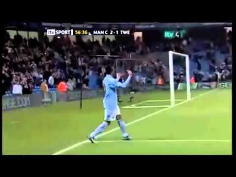 Robinho - Manchester City 08/09